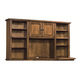Aspenhome Cross Country Modular Hutch in Saddle Brown IMR-3078