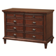 Aspenhome E2 Class Villager Combo File in Warm Cherry I20-378