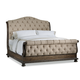Hooker Furniture Rhapsody Cal King Tufted Bed