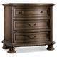 Hooker Furniture Rhapsody Three Drawer Nightstand