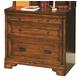 Aspenhome Centennial Drawer / File Unit in Chestnut Brown I49-341D