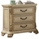 Liberty Furniture Messina Estates II 3 Drawer Nightstand