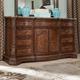 Ledelle Dresser in Brown B705-31