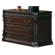 Coaster Tucker File Cabinet in Rich Brown 800802