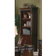 Coaster Tucker Open Bookcase in Rich Brown 800803