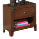 Delburne One Drawer Night Stand in Medium Brown B362-91