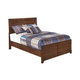 Delburne Full Panel Bed in Medium Brown