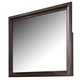 Larimer Mirror in Dark Brown B654-36 CLEARANCE