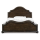 Magnussen Furniture Muirfield Queen Panel Bed in Distressed Pine CLEARANCE
