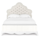 Magnussen Furniture Gabrielle Twin Island Bed in Snow White Y2194-50HF-50R
