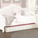 Magnussen Furniture Gabrielle Trundle in Snow White Y2194-90
