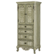 American Drew Jessica McClintock Boutique Display Jewelry Cabinet in Verdigris 217-935