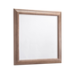 A.R.T. Ventura Mirror in Medium Oak Finish