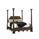 Lexington Florentino Vittorio Queen Poster Bed 900-173C