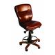 Seven Seas Seating Tall Tilt Swivel Chair in Medium Brown EC106