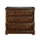 Bernhardt Normandie Manor Bachelor's Chest with Pull-Out Shelf in Caffe Brown 317-230