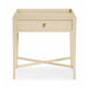 Bernhardt Salon One Drawer Nightstand with