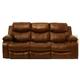 Catnapper Dallas Reclining Sofa in Tobacco 4951