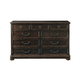 Bernhardt Vintage Patina Dressing Chest in Molasses 322-042B
