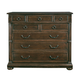 Bernhardt Vintage Patina Gentleman's Chest with Jewelry Tray in Molasses 322-032B