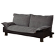 Coaster Futon Sofa Bed (Gray) 300177