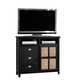 Fairfax Home Furnishings Pacifica Drawer Media Chest in Burnished Ebony 9401-05