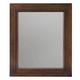 Bernhardt Huntington Wood-Framed Mirror in Saddle 342-321
