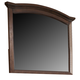 Burkesville Mirror in Burnished Brown B565-36