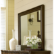 Paula Deen River House Landscape Mirror in River Bank 39304M SPECIAL CLOSEOUT