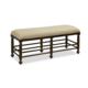 Paula Deen River House Bed Bench in River Bank 393380-RTA