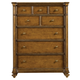 Stanley Furniture Arrondissement Belle Mode Drawer Chest in Sunlight Anigre 222-63-13 CLOSEOUT
