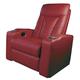 Coaster Pavillion Special Right Recliner (Red) 600132XRR