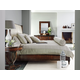 Stanley Furniture Avalon Heights Fair Park Upholstered Bedroom Set in Chelsea