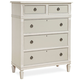 Universal Furniture Great Rooms Chest in Urban Putty 220150