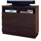 New Classic Century City 6-Drawer Media Chest in Sable 00-801-078