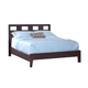 New Classic Keaton Queen Bed in Dark Espresso 00-987-310