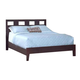 New Classic Keaton California King Bed in Dark Espresso 00-987-210