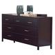 New Classic Keaton Dresser in Dark Espresso 00-987-050