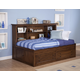 New Classic Logan Youth Lounge Bedroom Set in Spice