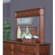 New Classic Oakridge Mirror in Tawny Finish 00-165-060