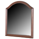 New Classic Sheridan Youth Mirror in Burnished Cherry 05-005-062