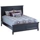 New Classic Tamarack Queen Panel Bed in Black 00-045-315