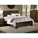New Classic Urbandale Queen Panel Bed in Tobacco 00-050-315