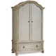 A.R.T. Provenance Wardrobe in Distressed Ivory