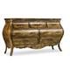 Hooker Furniture Sanctuary 7-Drawer Dresser in Gold 3016-90002