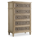 Hooker Furniture Sanctuary 5-Drawer Chest in Pearl Essence 3023-90010