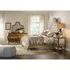 Hooker Furniture Sanctuary Tufted Bedroom Set in Bling