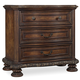 Hooker Furniture Adagio 3-Drawer Nightstand 5091-90016