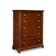 Legacy Classic Kids Impressions Drawer Chest in Cherry 2880-2200