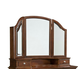 Legacy Classic Kids Impressions Vanity Mirror in Cherry 2880-6201